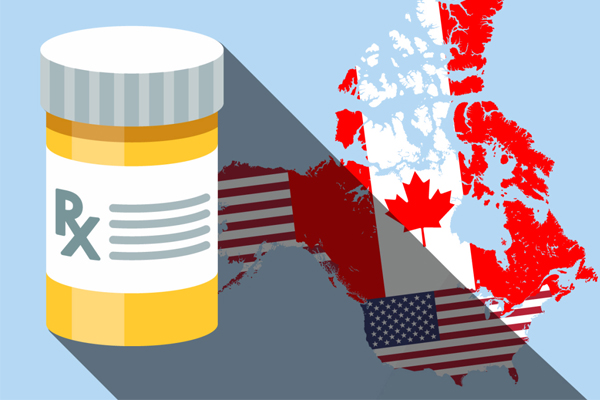 How Americans can buy prescription from Canadian Online Pharmacy?