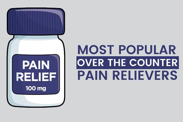 The Best OTC Pain Reliever | Safe OTC Painkillers