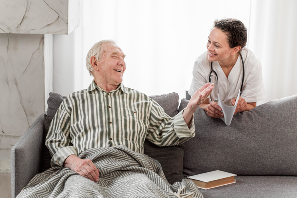Caring for Seniors during COVID-19 pandemic