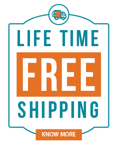Lifetime Free Shipping Offer